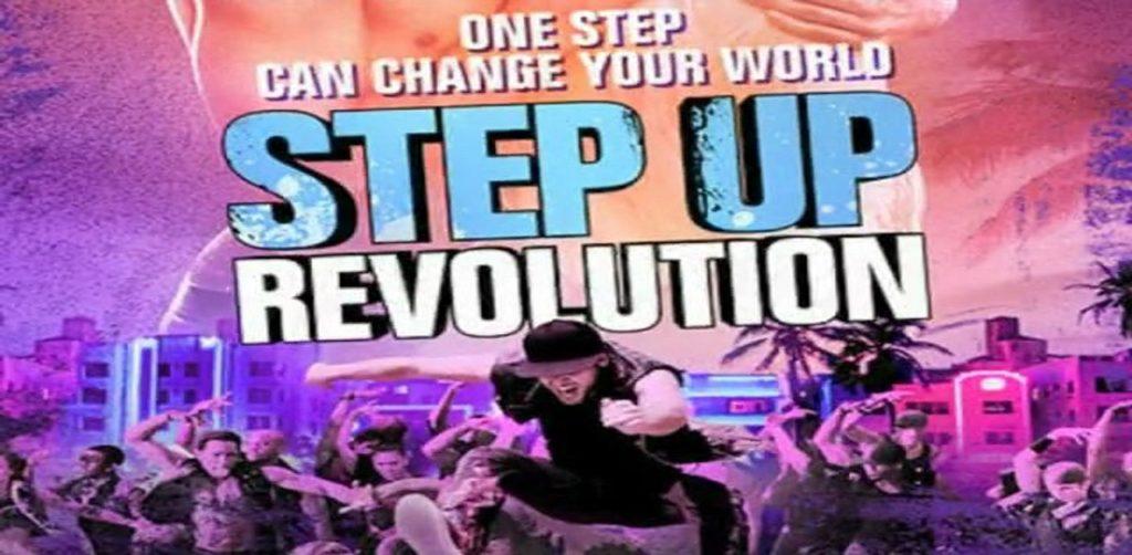 ნაბიჯი წინ 4: რევოლუცია / Step Up 4: Revolution
