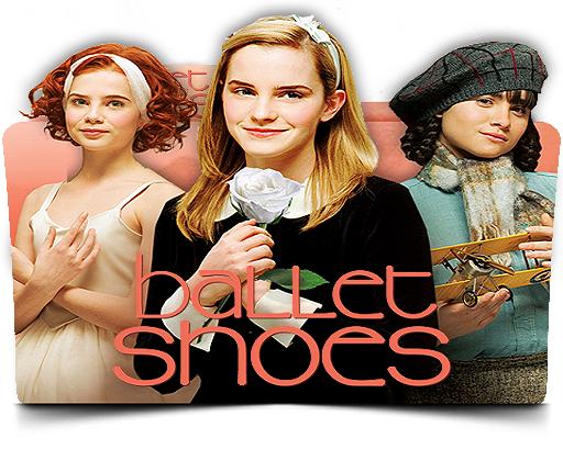 პუანტები / Ballet Shoes