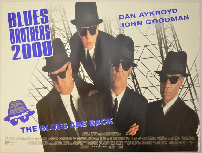 ძმები ბლუზები 2000 /  Blues Brothers 2000