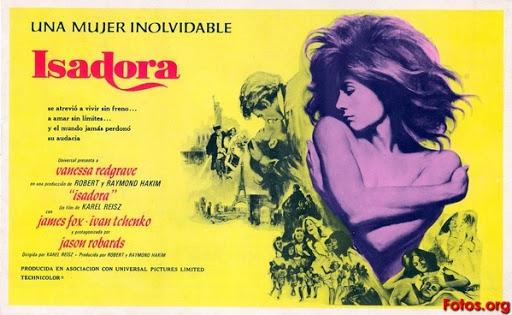 აისიდორა / Isadora