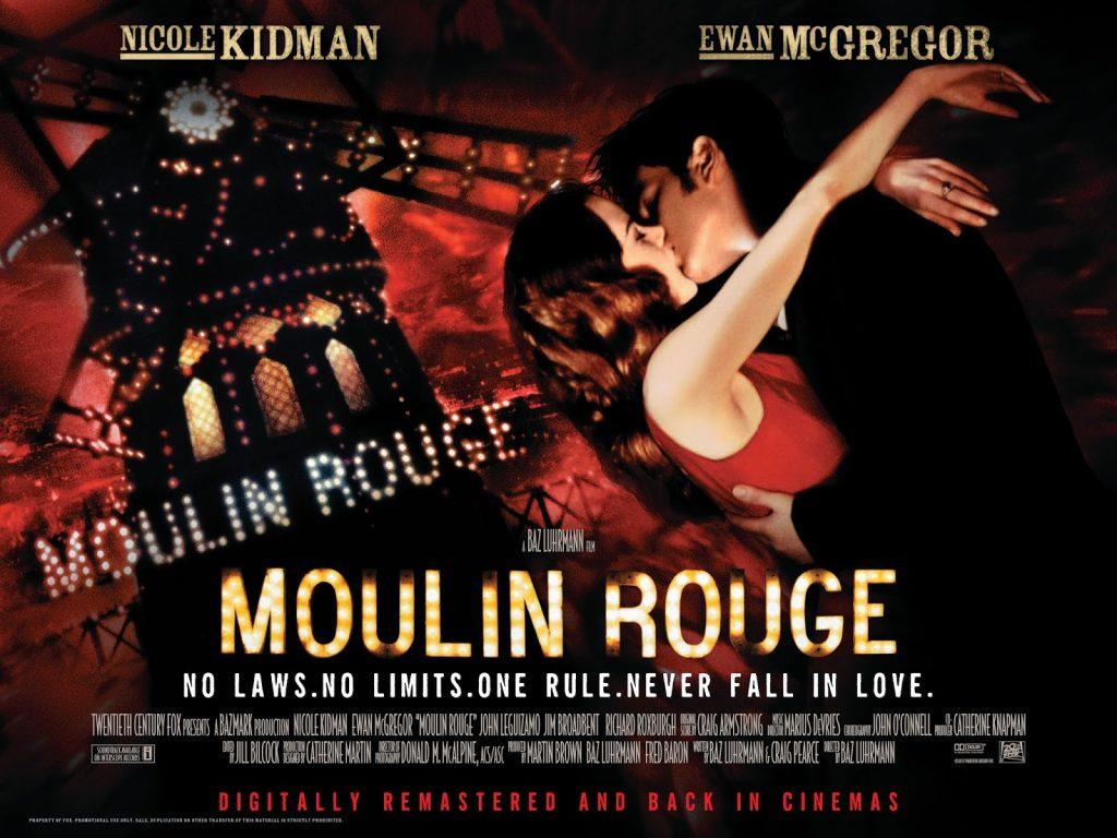 მულენ რუჟი! / Moulin Rouge!