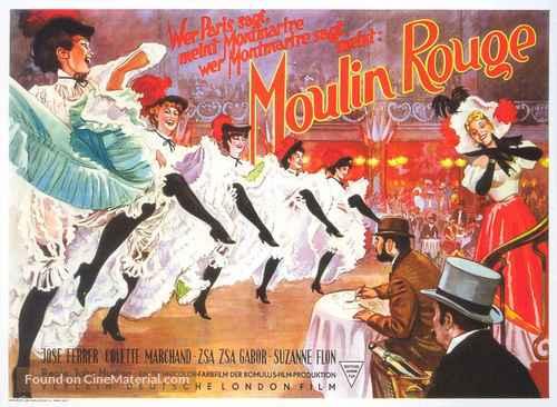 მულენ რუჟი / Moulin Rouge