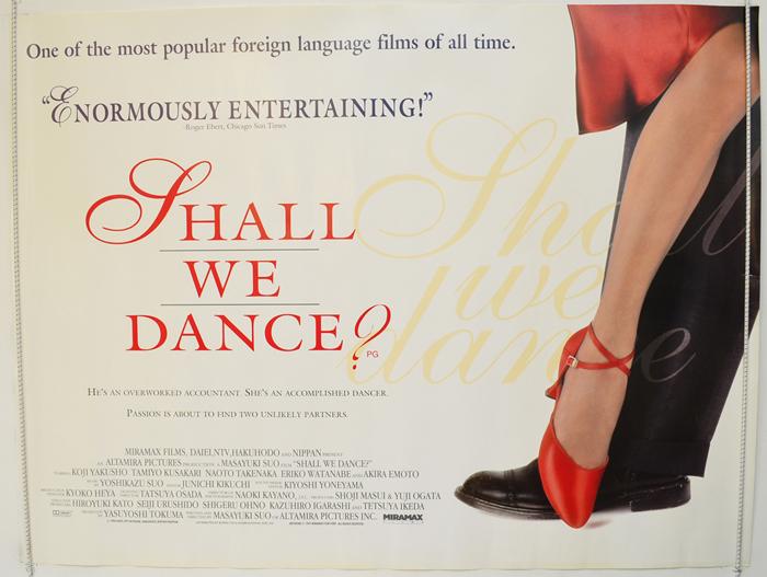 ვიცეკვოთ? /  Shall We Dance?