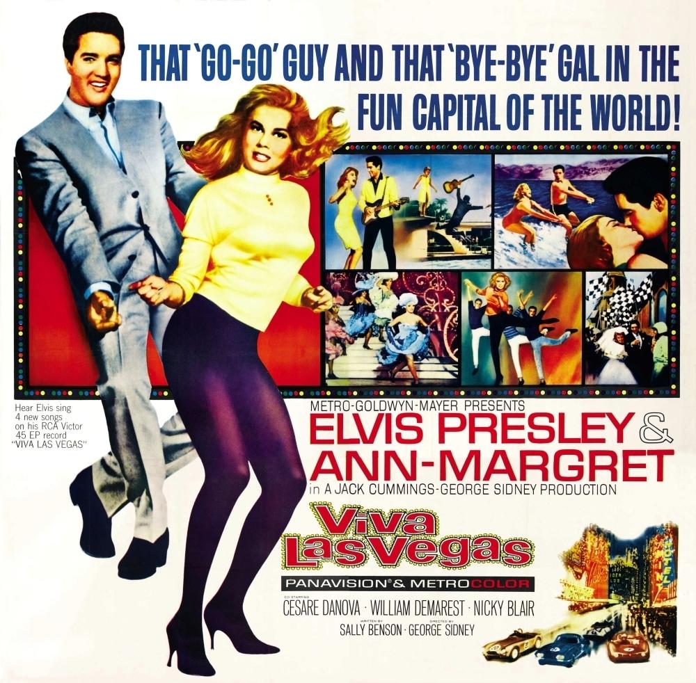 გაუმარჯოს ლას ვეგასს / Viva Las Vegas