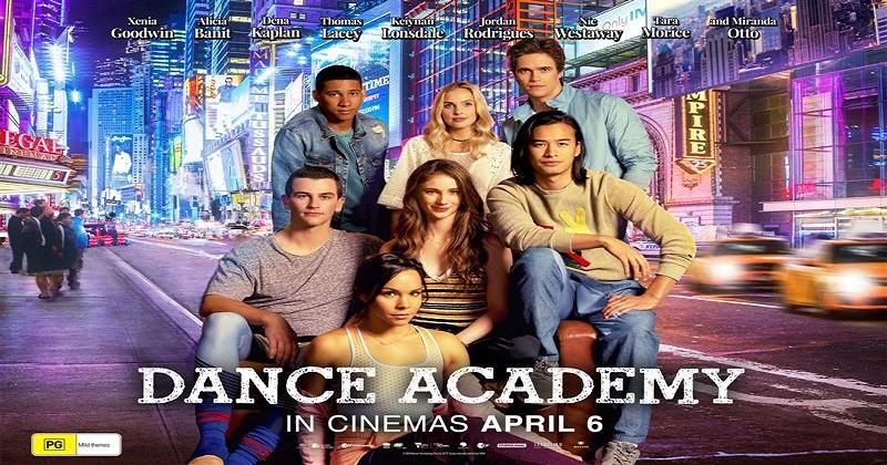 ცეკვის აკადემია: ფილმი / Dance Academy: The Movie
