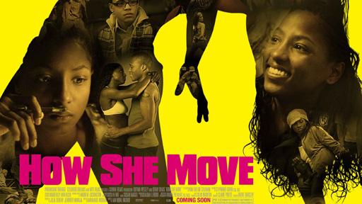 როგორ მოძრაობს ის / How She Move