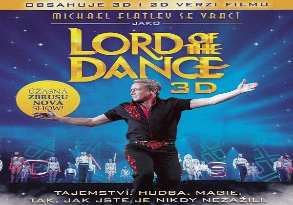 ცეკვის მბრძანებელი 3D /  Lord of the Dance in 3D