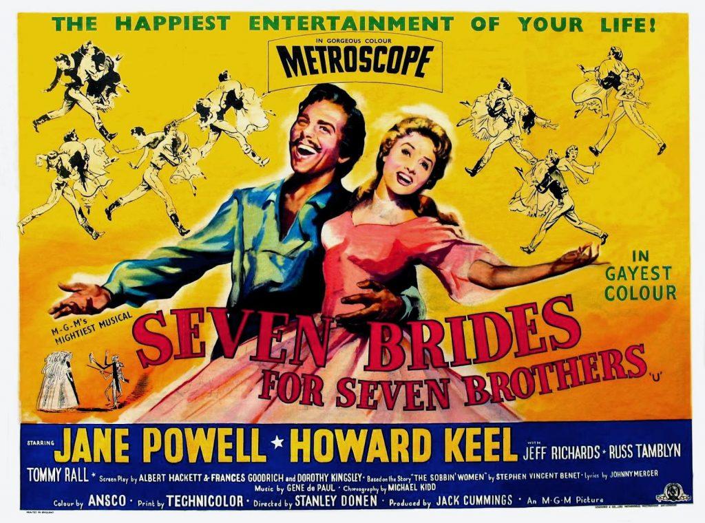შვიდი საცოლე შვიდი ძმისთვის / Seven Brides for Seven Brothers