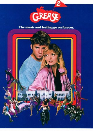 Grease 2_Poster_2