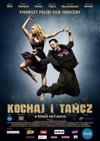 Kochaj i tancz_Poster_1