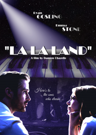 La La Land_Poster_1