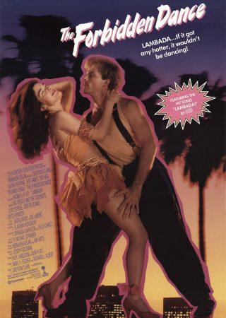 The Forbidden Dance_Poster_1