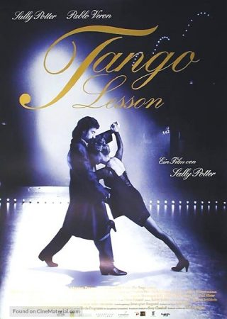 The Tango Lesson_Poster_1