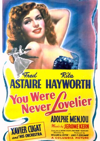 You Were Never Lovelier_Poster_1
