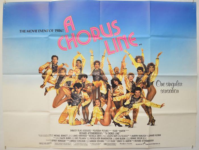 კორდებალეტი / A Chorus Line