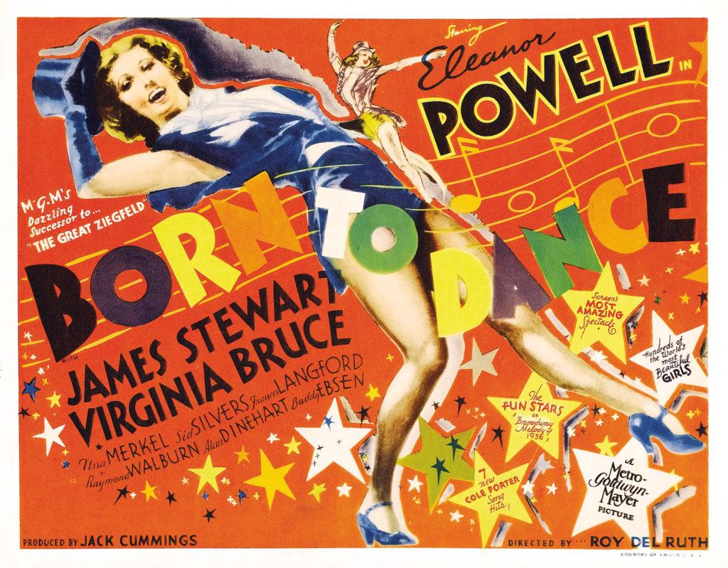 დაბადებული ცეკვისთვის / Born to Dance