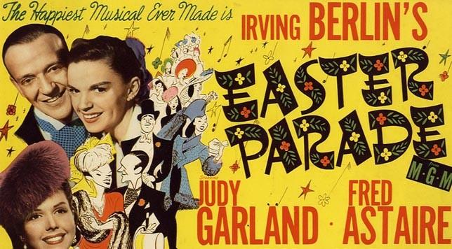 სააღდგომო აღლუმი / Easter Parade