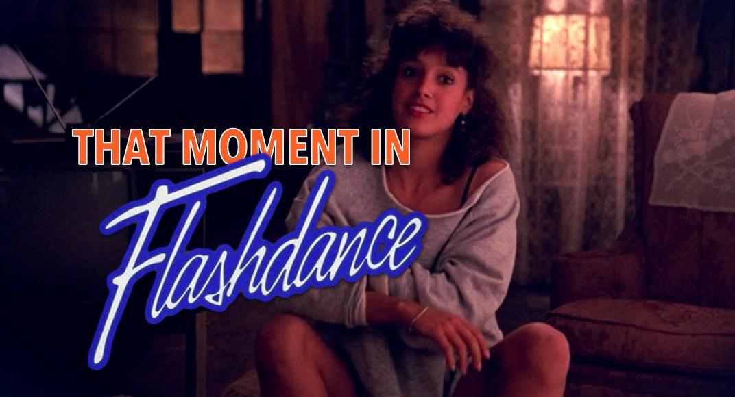 ცეცხლოვანი ცეკვა / Flashdance
