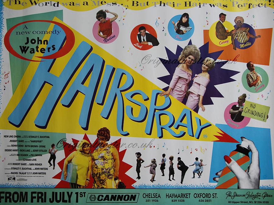 თმის ლაქი /  Hairspray