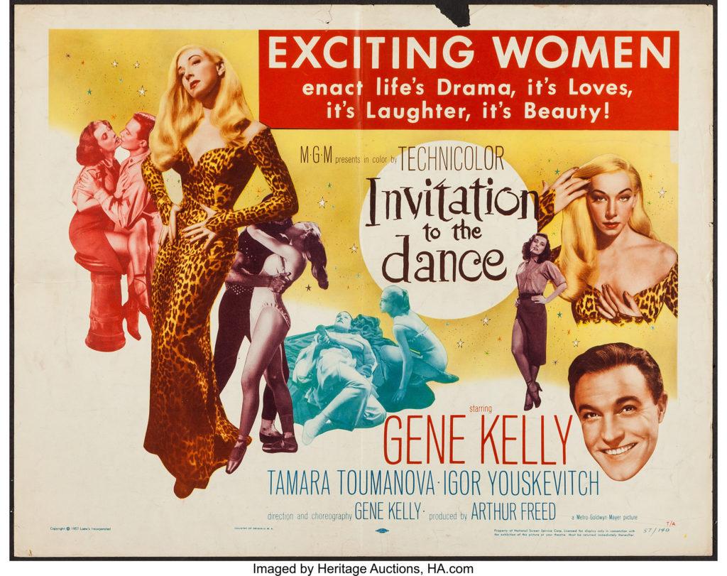 ცეკვაზე დაპატიჟება / Invitation to the Dance