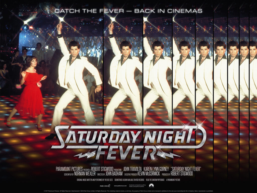შაბათი ღამის ციებ-ცხელება / Saturday Night Fever