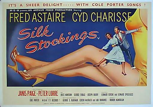 აბრეშუმის წინდები / Silk Stockings