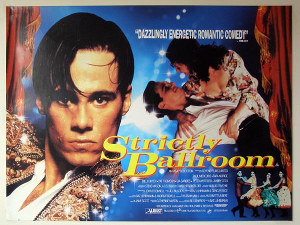 მხოლოდ საცეკვაო დარბაზი /  Strictly Ballroom