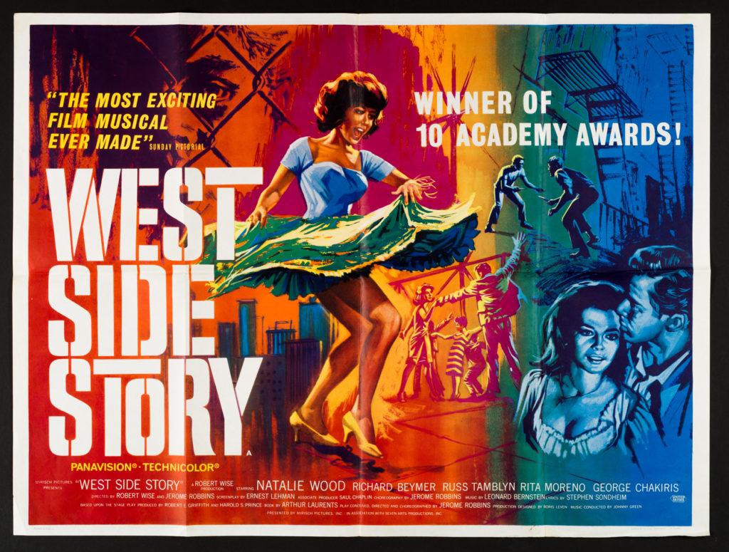 ვესთსაიდური ამბავი / West Side Story