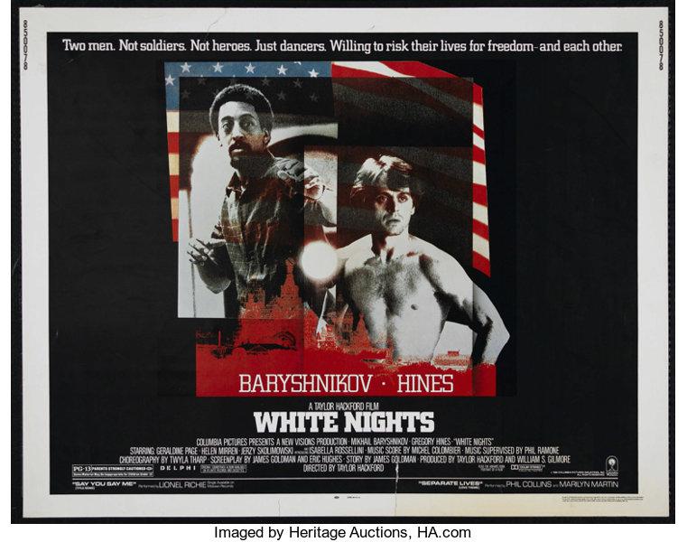 თეთრი ღამეები / White Nights