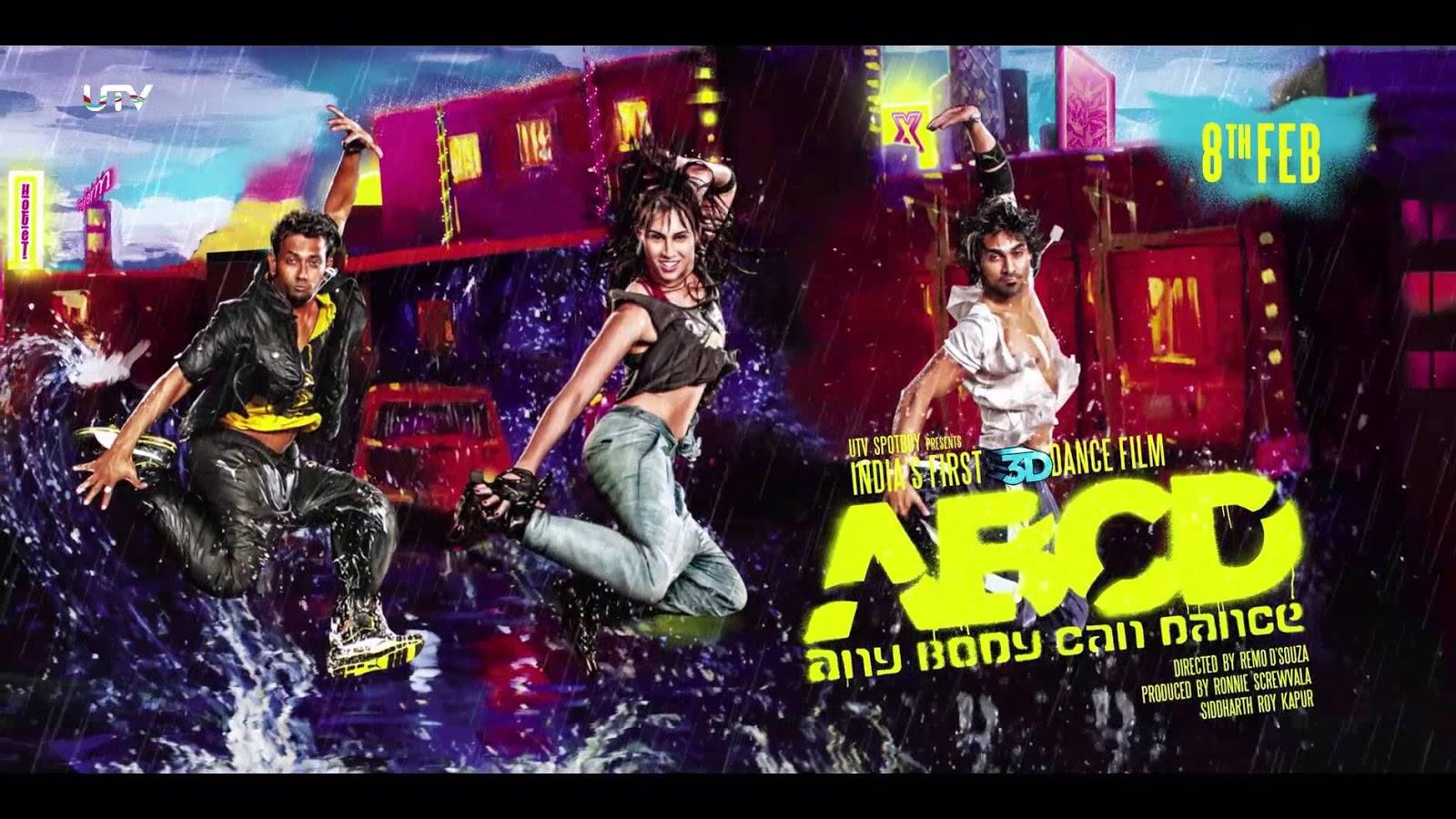 ცეკვა ყველას შეუძლია / ABCD: Any Body Can Dance