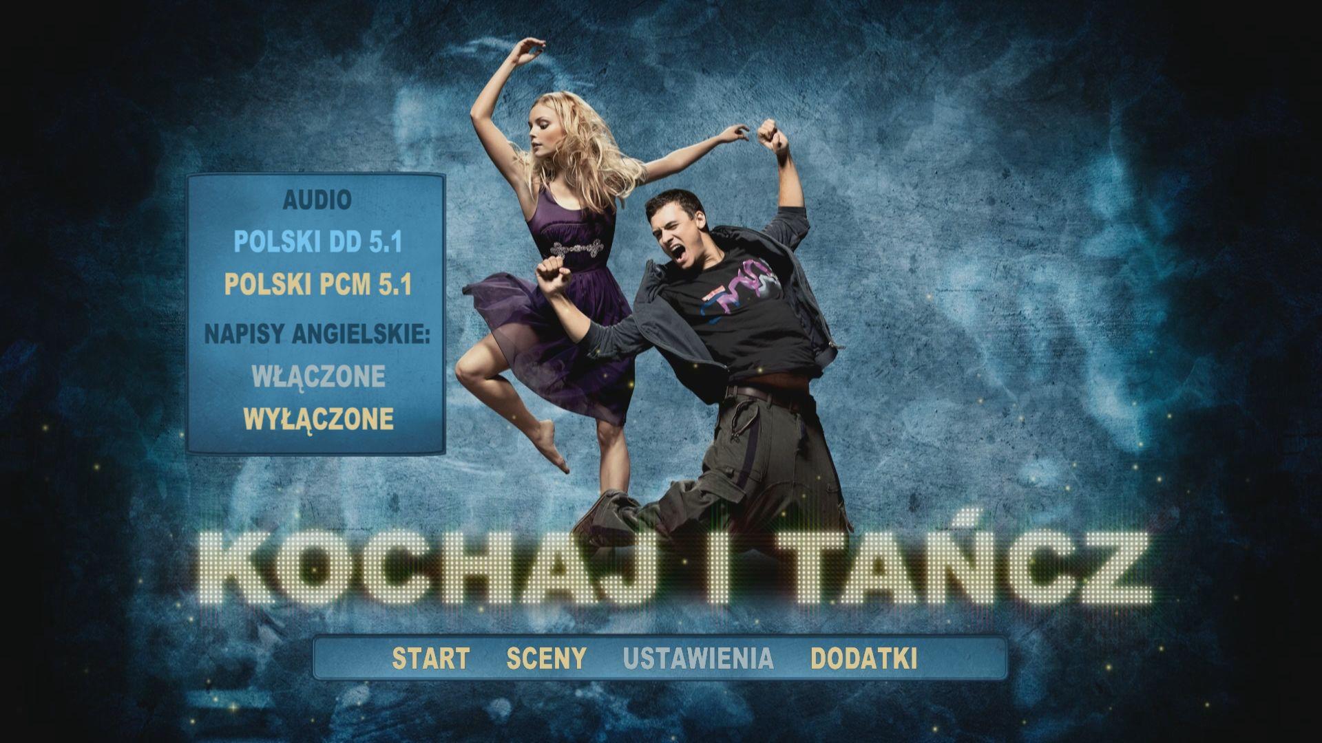 სიყვარული და ცეკვა / Kochaj i Tancz