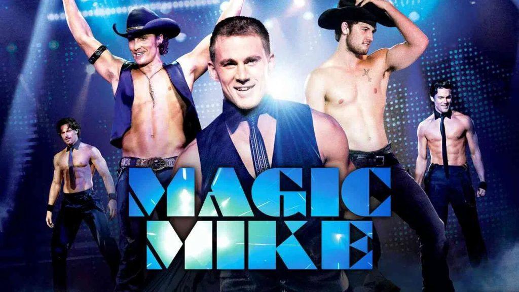 მაგიური მაიკი / Magic Mike