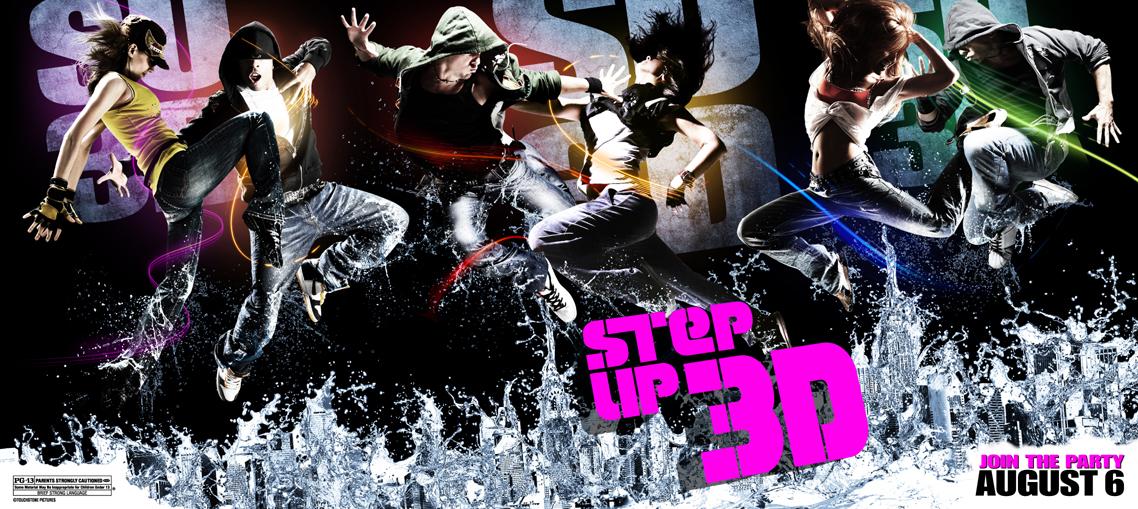 ნაბიჯი წინ 3D / Step Up 3D
