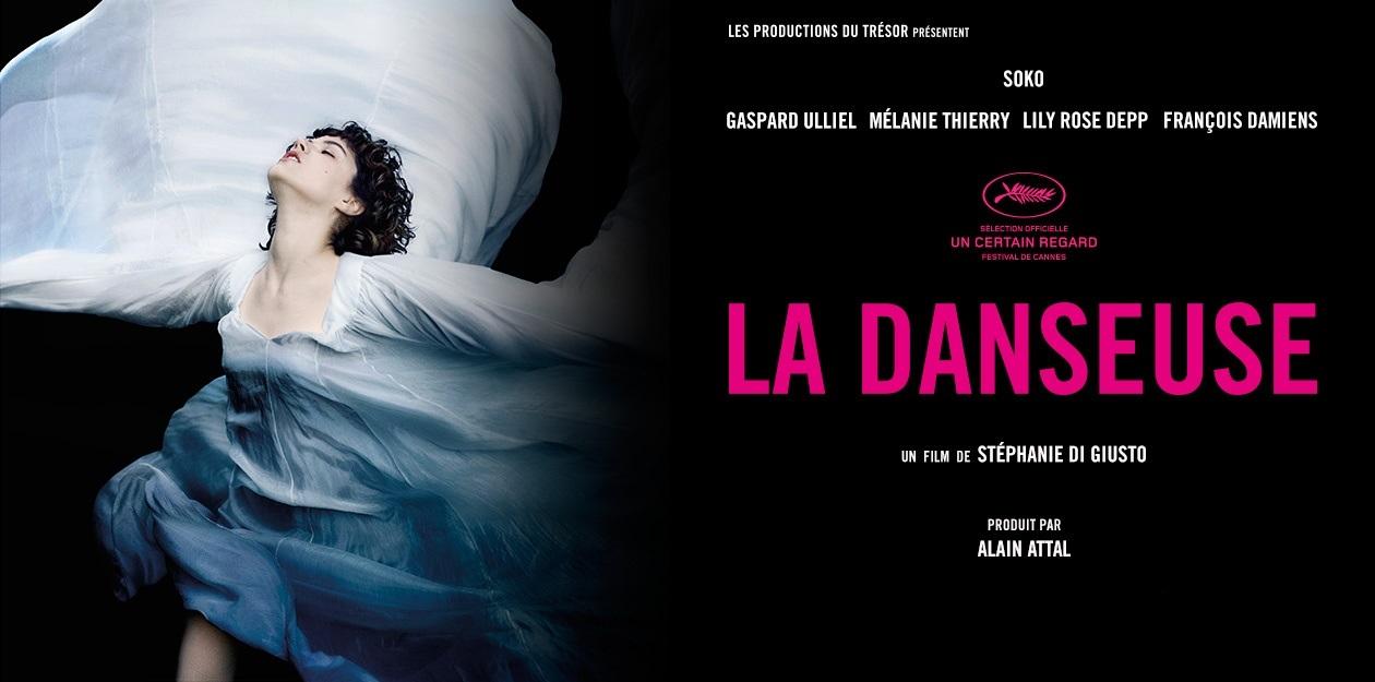 მოცეკვავე / La danseuse