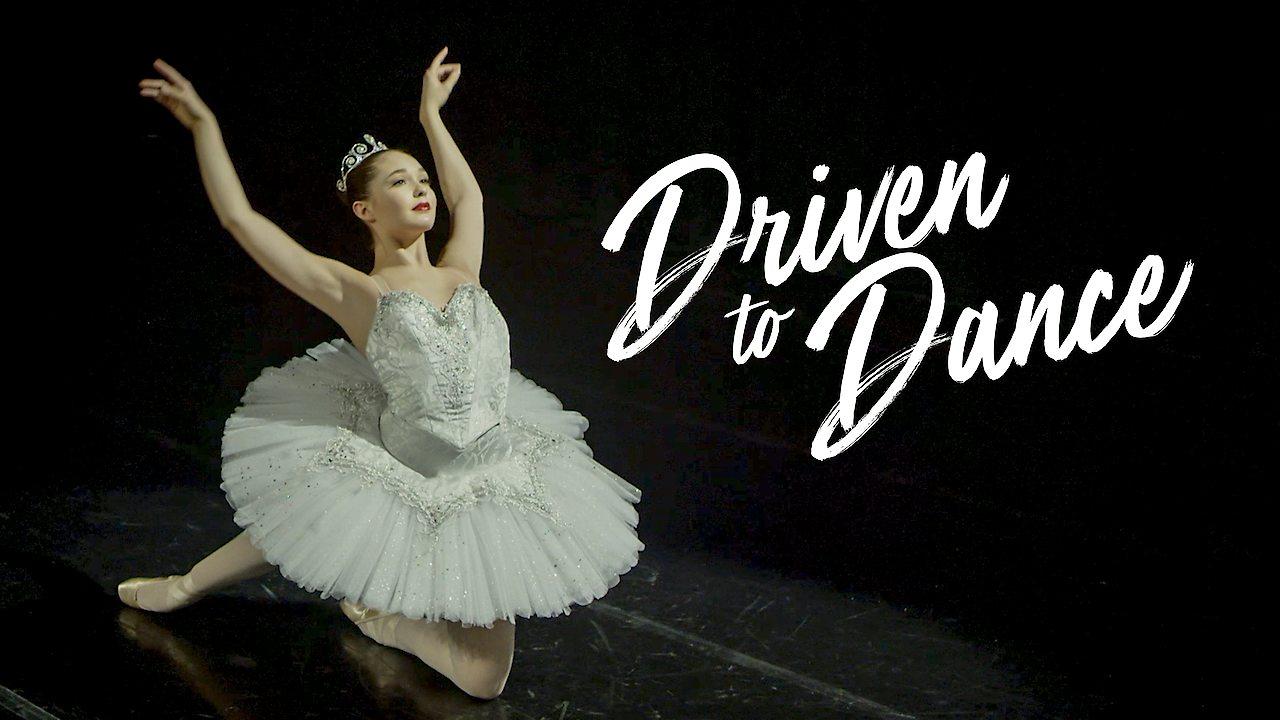 ცეკვით შეპყრობილი (პუანტებზე) / Driven to Dance (On Pointe)
