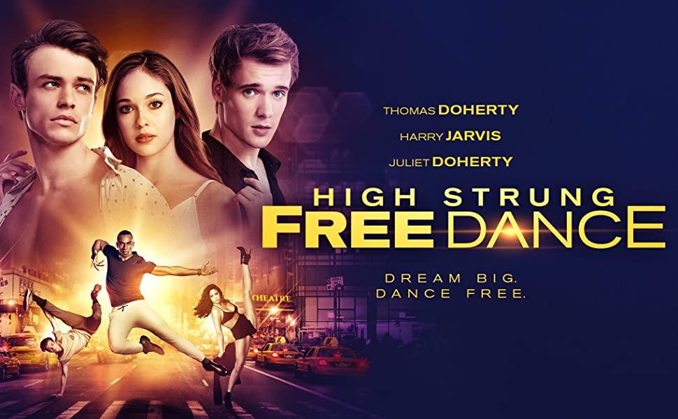 ნერვიული (თანამედროვე ცეკვა) / High Strung (Free Dance)