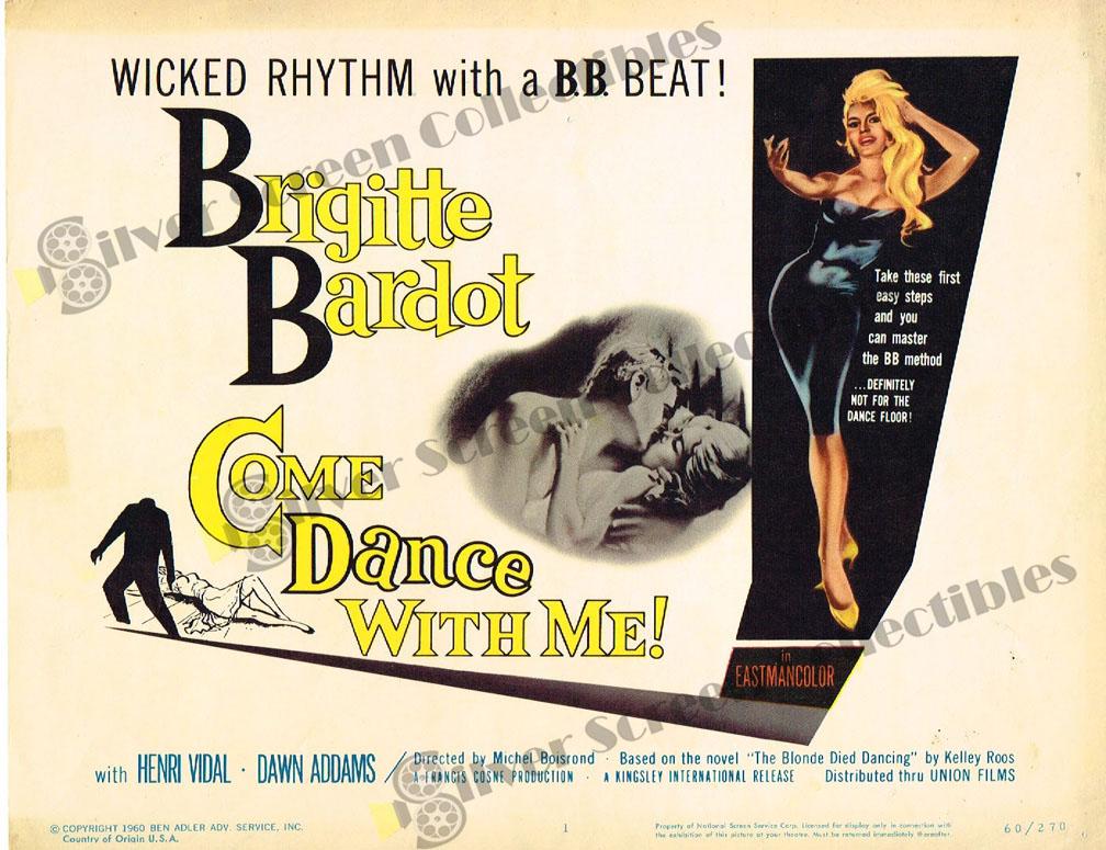 მოდი მეცეკვე! (იცეკვებდით ჩემთან?)Come Dance with Me! (Voulez-Vous Danser Avec Moi)