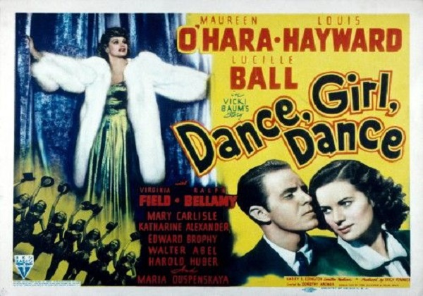 იცეკვე, გოგონა, იცეკვე / Dance, Girl, Dance