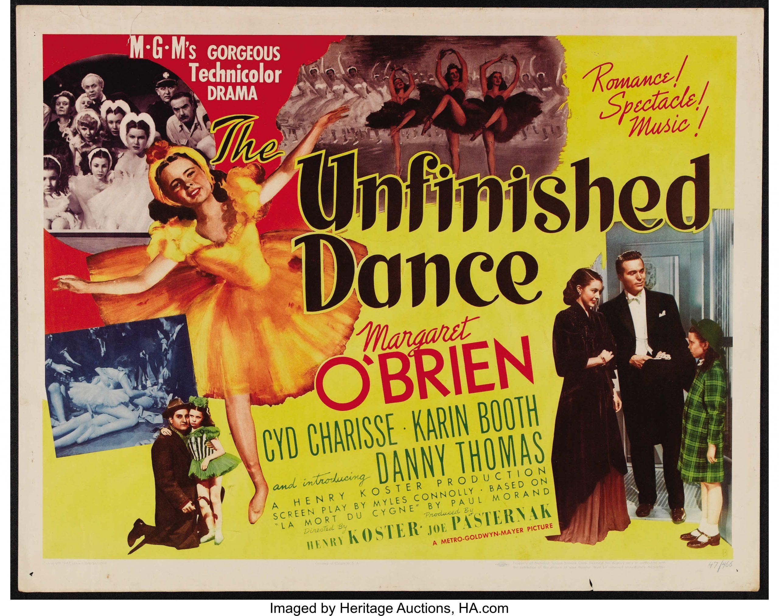 დაუსრულებელი ცეკვა / The Unfinished Dance
