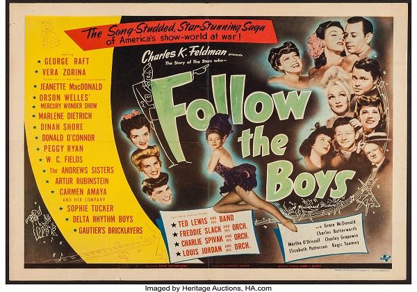 გაჰყევი ბიჭებს / Follow The Boys