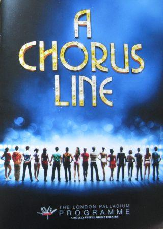A Chorus Line_Poster_1