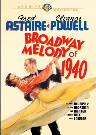 Broadway Melody of 1940_Poster_1