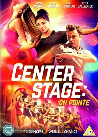 Center Stage On Pointe_Poster_1