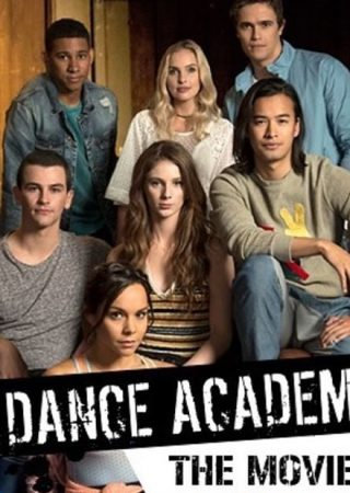 Dance Academy The Movie_Poster_1