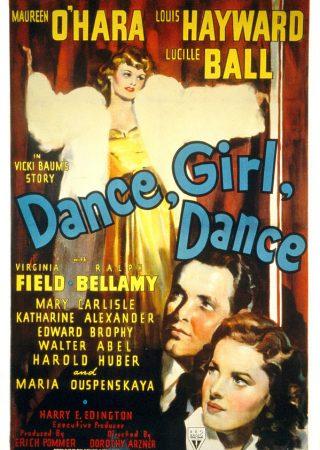 Dance Girl Dance_Poster_1