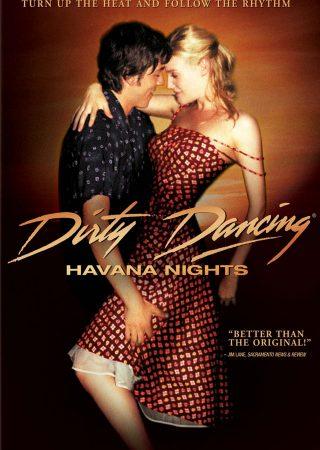 Dirty Dancing Havana Nights_Poster_1