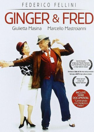Ginger And Fred_Poster_1