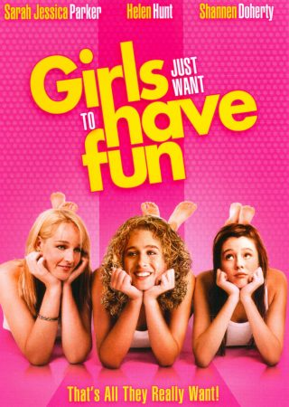 Girls just want to have fun_Poster_1
