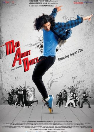 M.A.D Mad About Dance_Poster_1