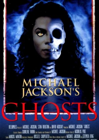 Michael Jackson's Ghosts_Poster_1